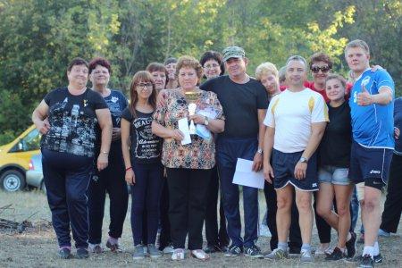 Туристический слет работников сферы образования  муниципального района Приволжский